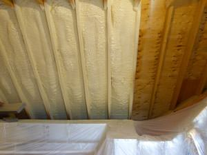Spray Foam Insulation Installed In Reading