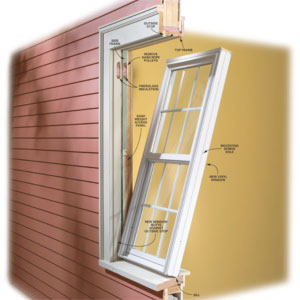 Replacement Window Installation Andover Haverhill Methuen